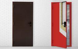 Противопожарные двери DoorHan EI 60