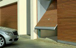 Ворота для коллективных гаражей Hormann ET 500 / ST 500