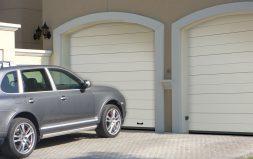 Секционные гаражные ворота DoorHan серия RSD01BIW