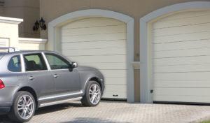 Гаражные секционные ворота DoorHan серия RSD01BIW