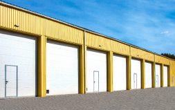 Промышленные ворота DoorHan серия ISD01