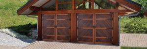 Гаражные секционные ворота DoorHan серия RSD02 PREMIUM