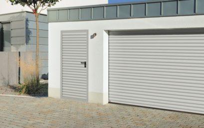 Гаражные боковые двери Hormann