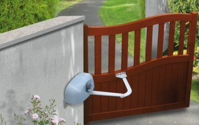 Автоматика для распашных и откатных ворот Alutech
