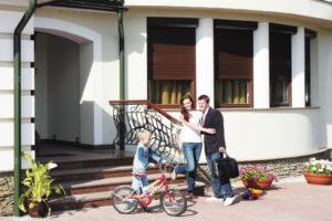 Рольставни и роллеты на окна Alutech