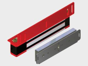 Oткатные противопожарные ворота DoorHan с классом огнестойкости EI60, EI90