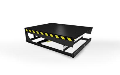 Уравнительная платформа доклевеллер с выдвижной аппарелью DoorHan DS