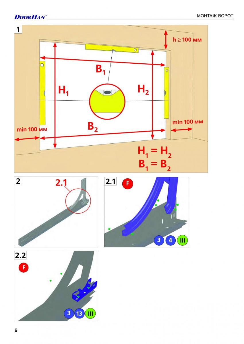 Инструкции для автоматические ворота bft