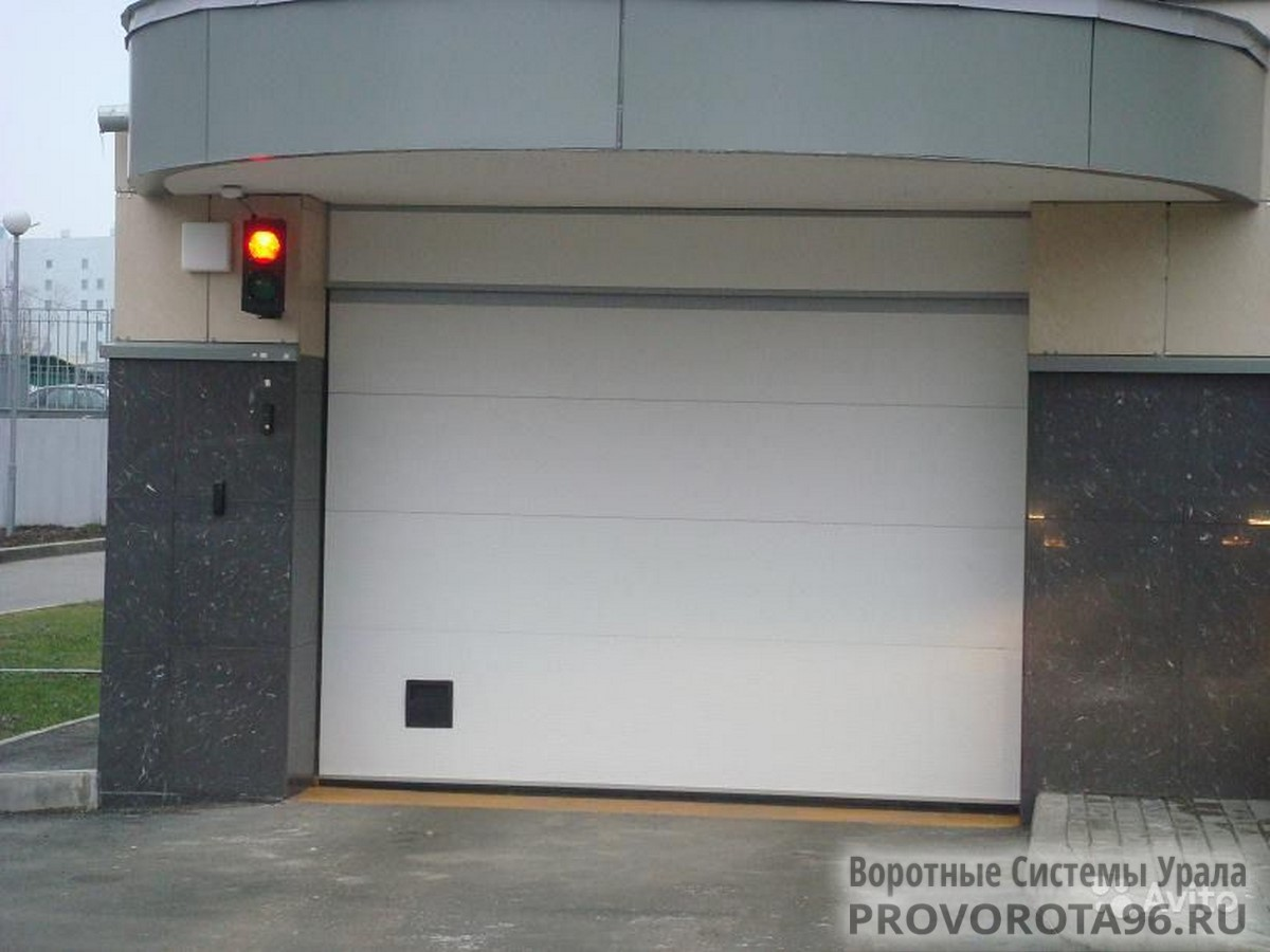 ворота в гараж подъемные купить в смоленске