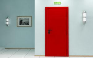 Противопожарные двери DoorHan EI60 (стандартные размеры)