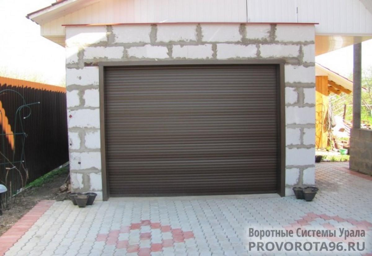 Автоматика для секционных гаражных ворот дорхан