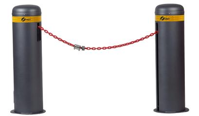 Комплект цепного барьера с автоматикой PRIVEE ON+OFF