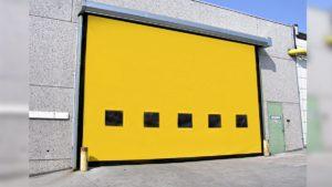 Скоростные ворота Dynaco M3 Power