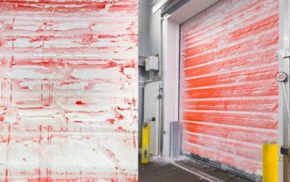 Скоростные ворота Dynaco M2 Freezer