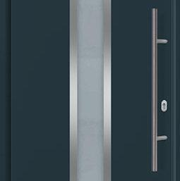 Входная дверь Hormann THERMOPLUS 700A RAL 7016 (антрацит)