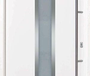 Входная дверь Hormann THERMOPLUS 700A RAL 9016 (белый)