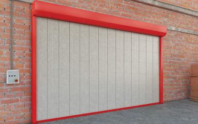 Шторы противопожарные DoorHan с классом огнестойкости E120 I60