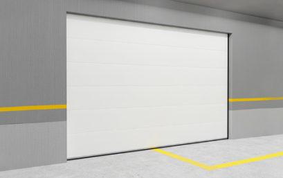 Промыщленные секционные ворота Doorhan ISD ThermalPRO