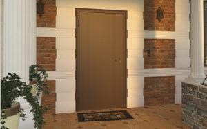 Входная дверь бытовая DoorHan ЭКО