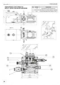 Платформа уравнительная с поворотной аппарелью DoorHan