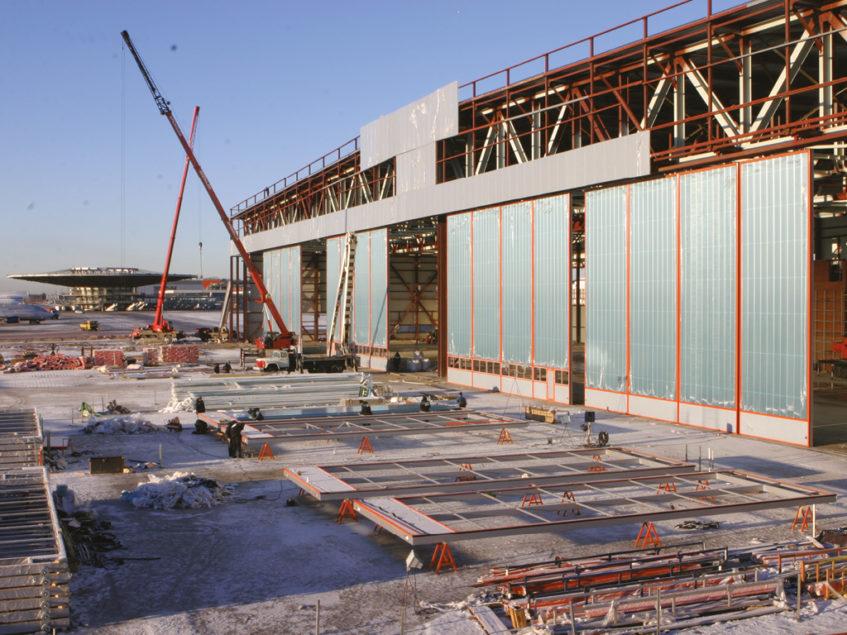 подготовка строительного объекта