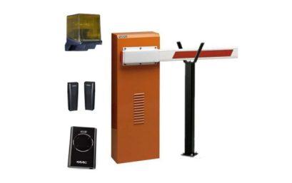 Автоматический шлагбаум FAAC 615BPR (комплект)