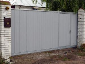 Откатные ворота Doorhan Revolution 4500x2000 мм