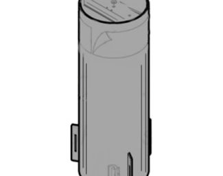 Крышка столба STOPPY MBB/EASY RUS без подсветки