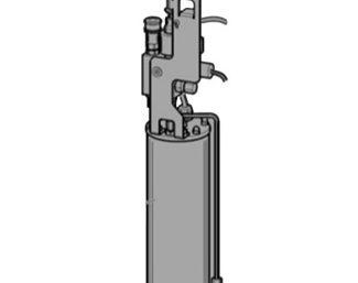 Блок гидравлический GRIZZLY/SCT 10mm